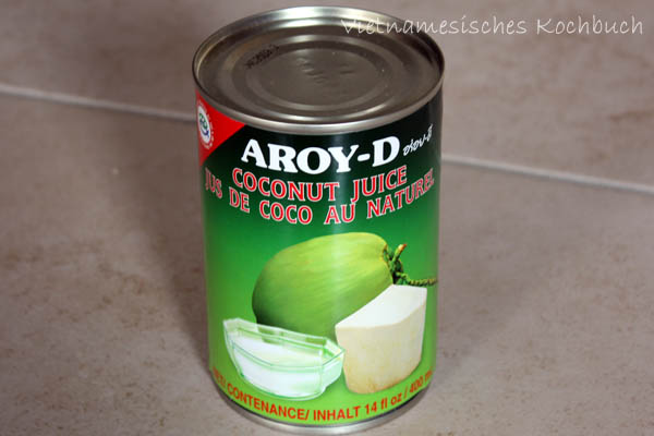 Nước dừa - Kokossaft
